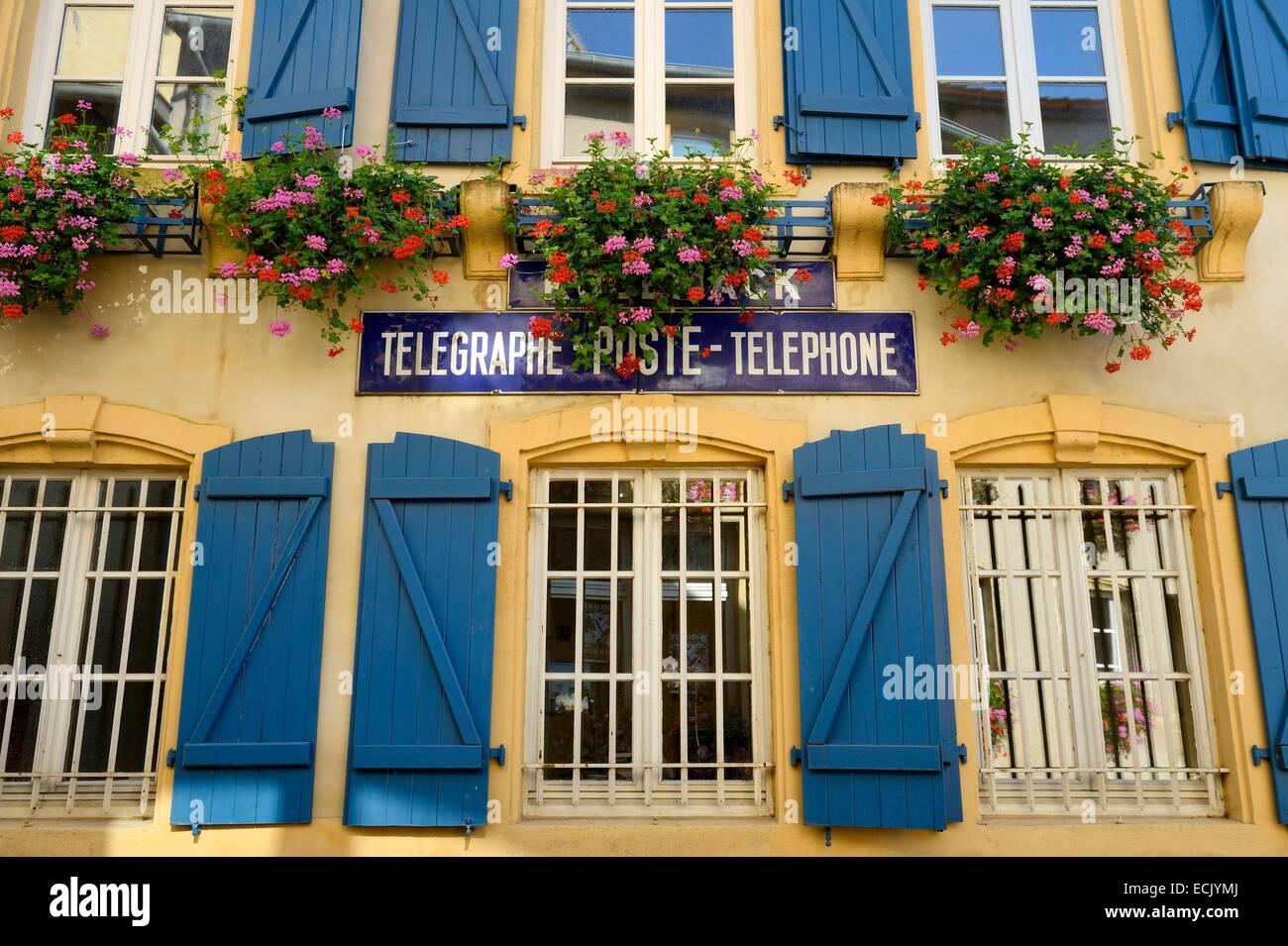 France moselle rodemack labelled les plus beaux villages de