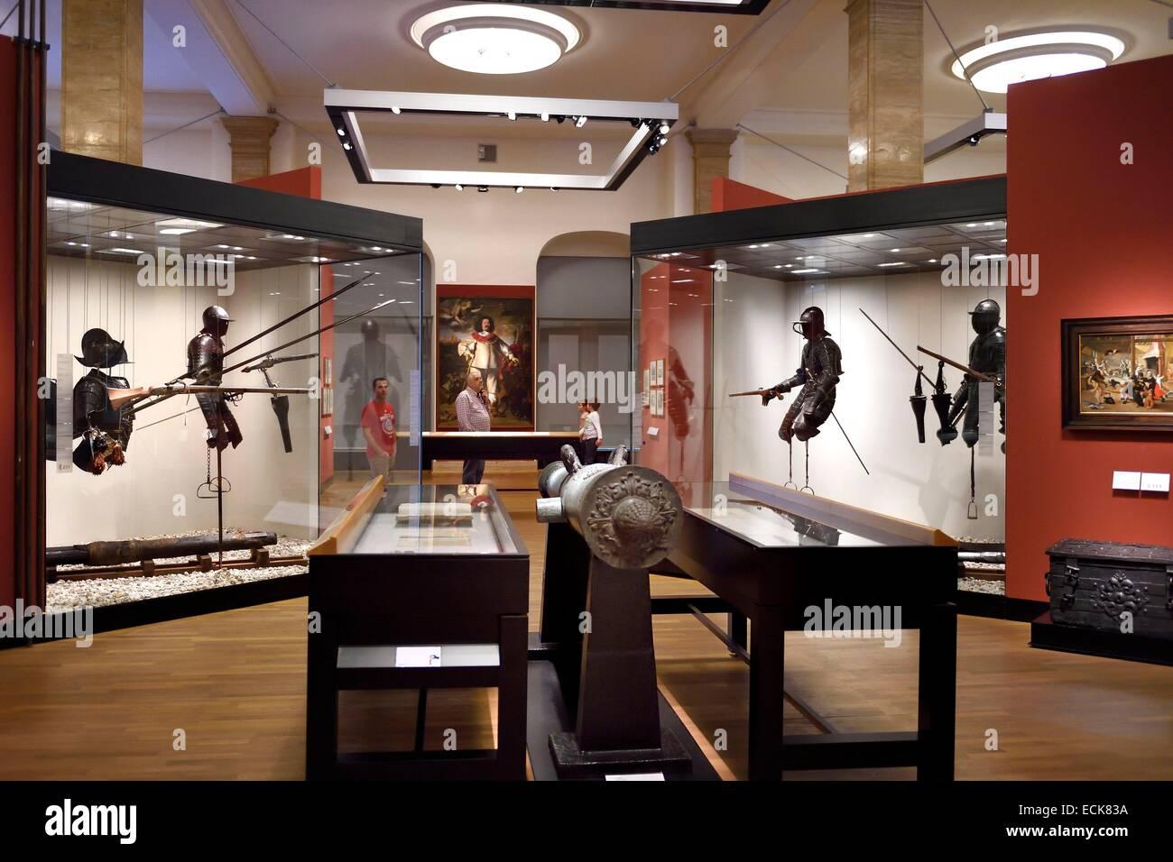 Germany, Berlin, the Deutsches Historisches Museum (German Historical Museum) - Stock Image