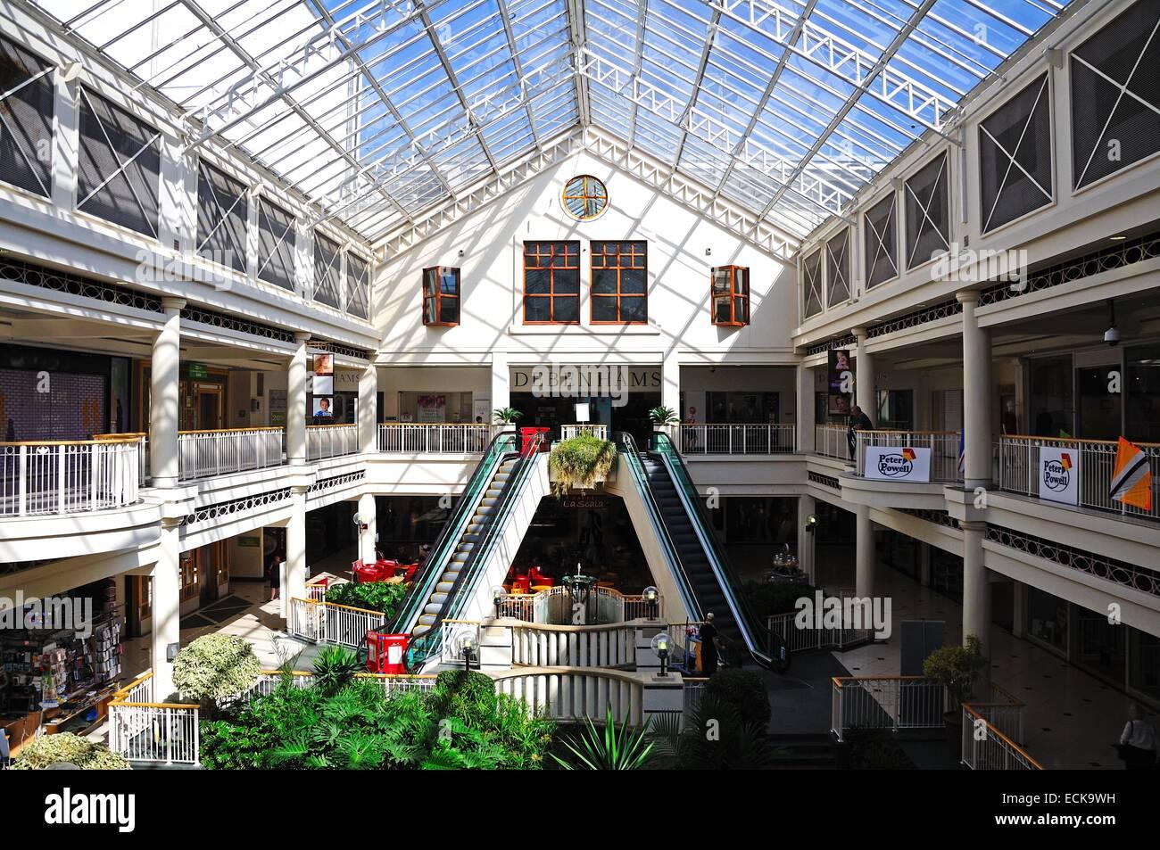 Shops inside the beechwood shopping centre cheltenham for The beechwood