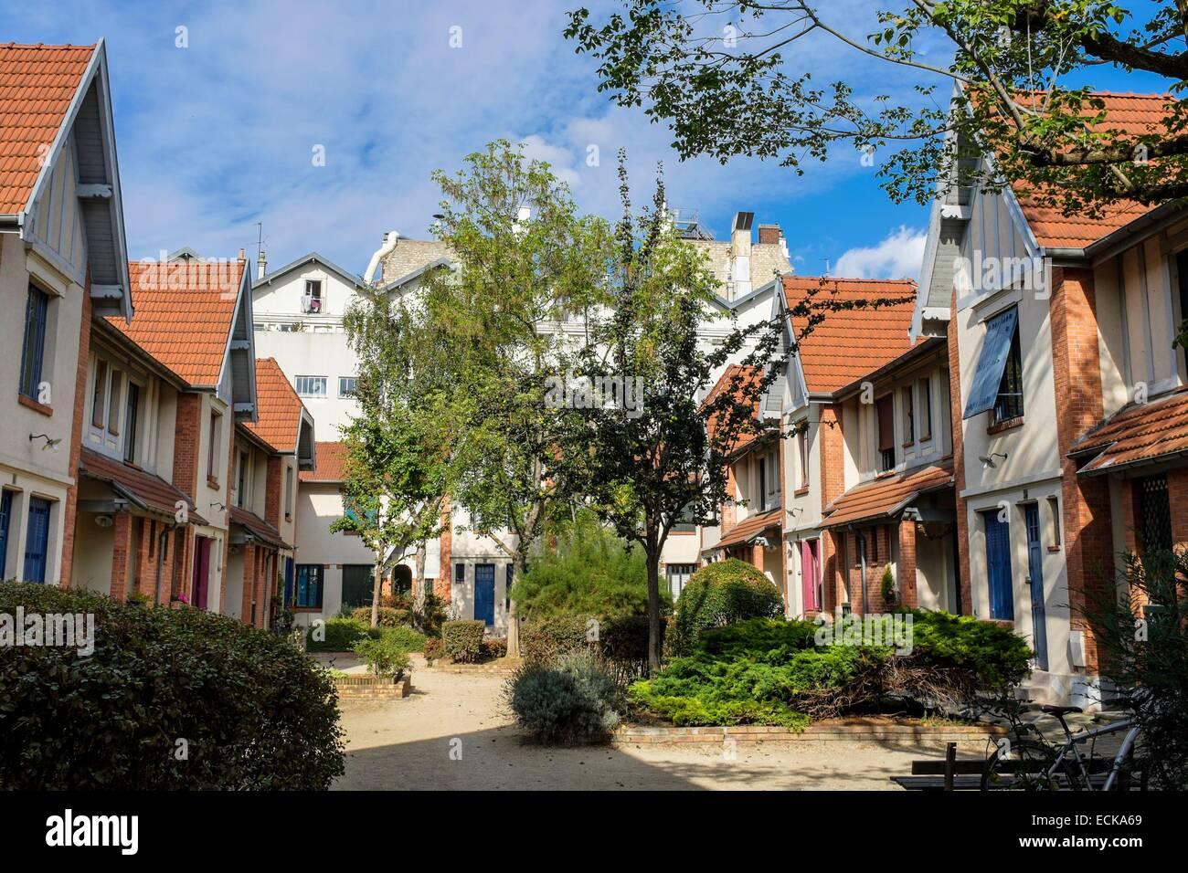 La Butte Aux Cailles Photos france, paris, butte aux cailles district, la petite alsace