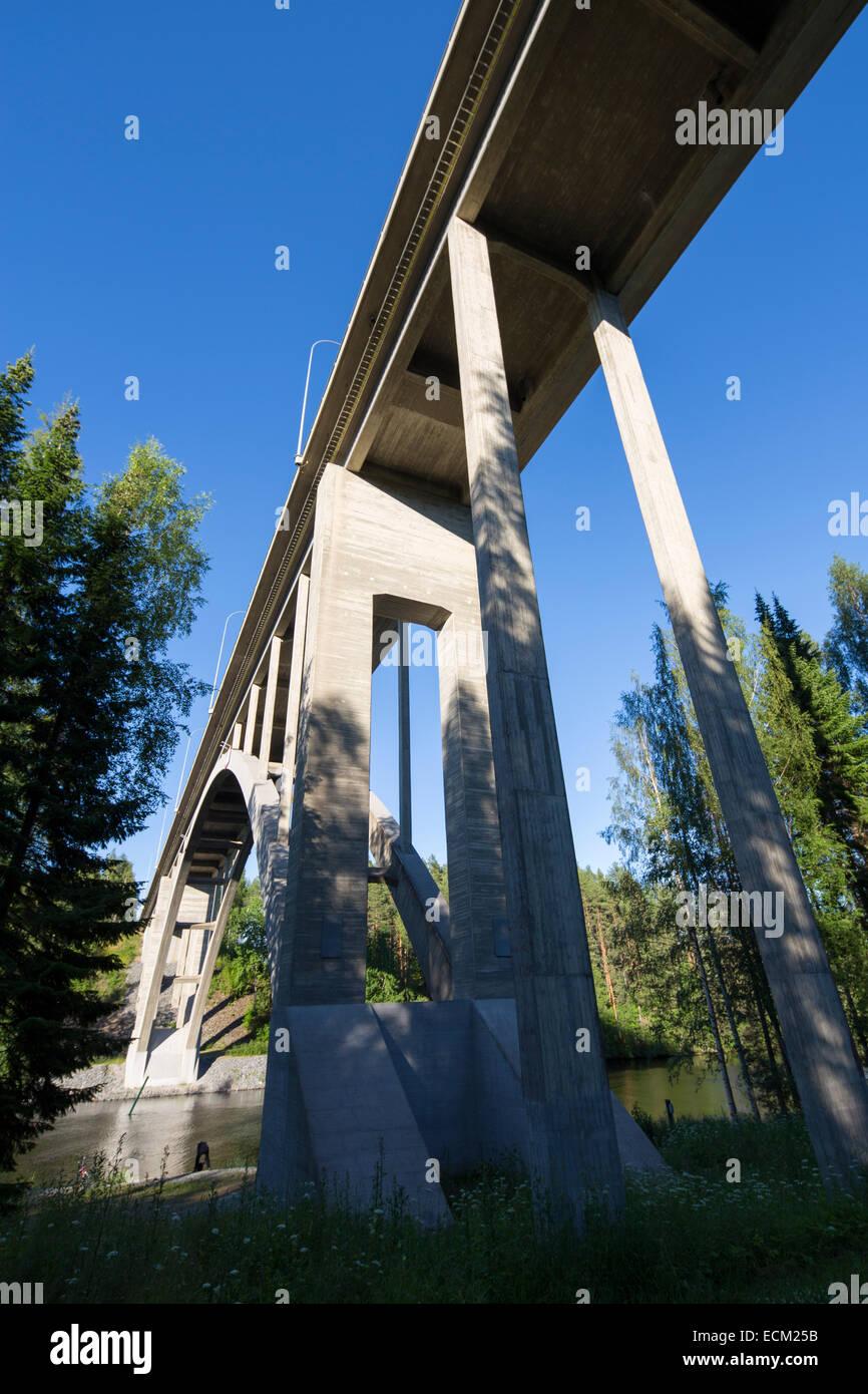 Bridge Structure Architecture Underneath Stock Photos