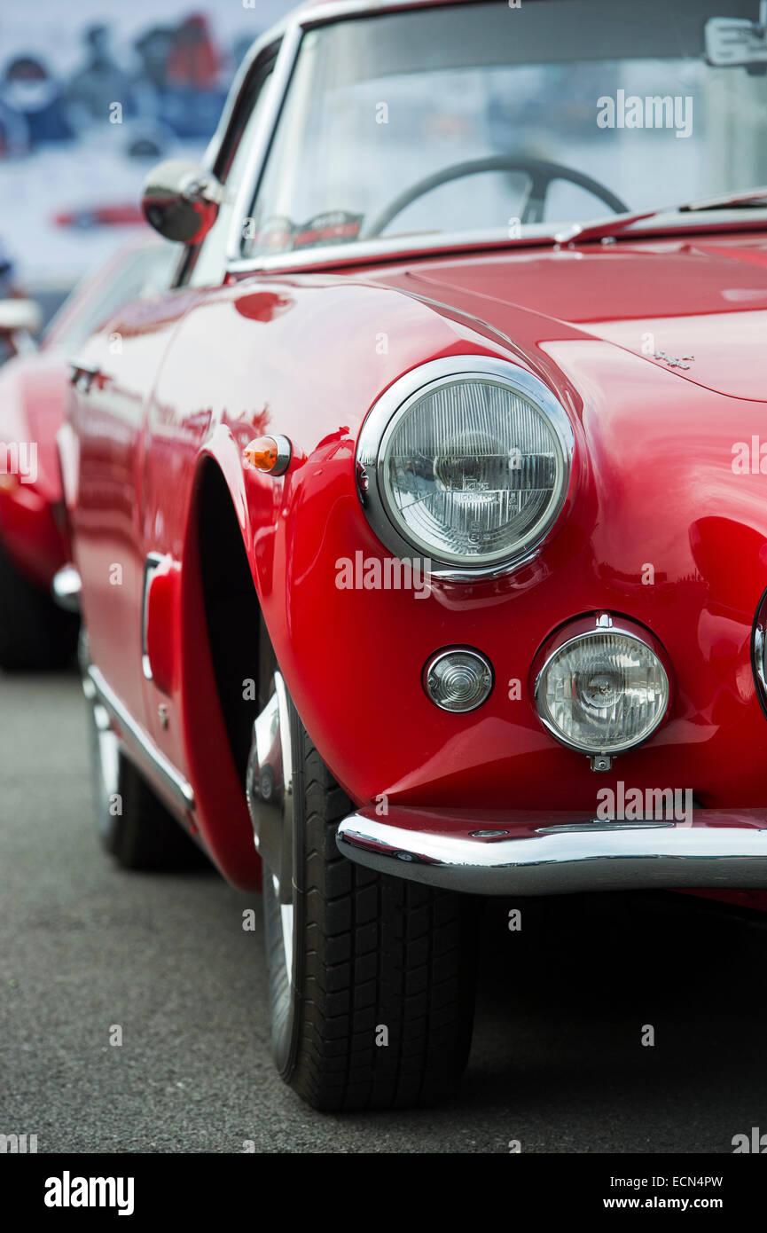 Maserati 3500 GL . Vintage Italian car - Stock Image