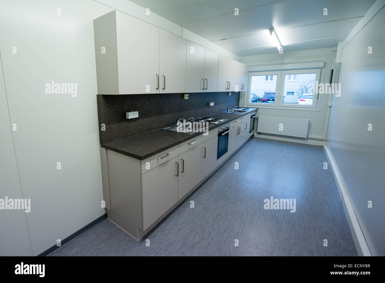 Barracks Kitchen Stock Photos & Barracks Kitchen Stock Images - Alamy