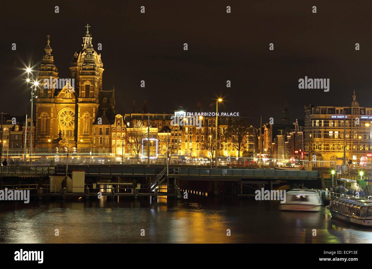 St Nicholas Hotel Amsterdam