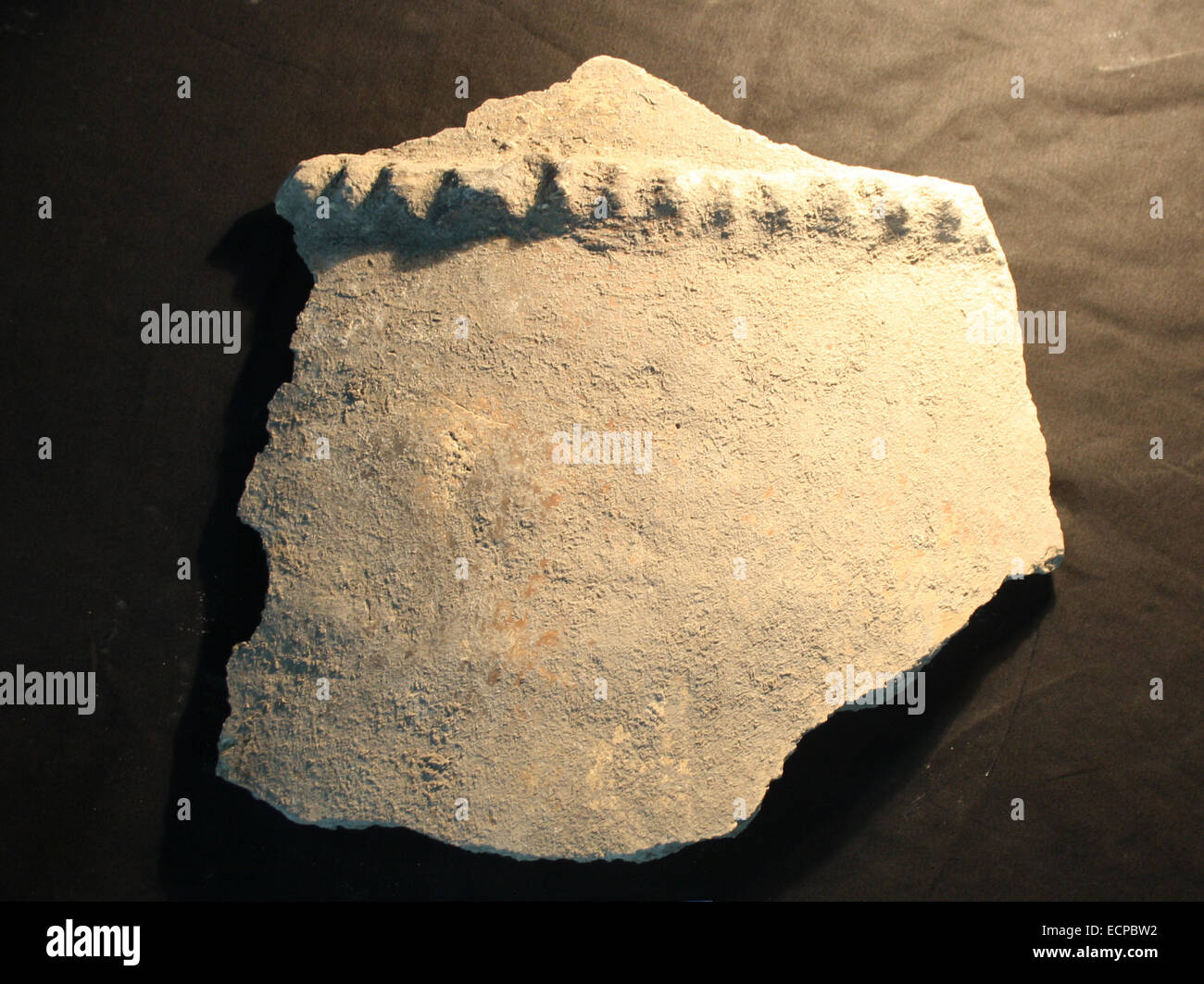 (141217) -- JERUSALEM, Dec. 17, 2014 (Xinhua) -- Handout photo released by Israel's Antiquities Authority on Dec. Stock Photo