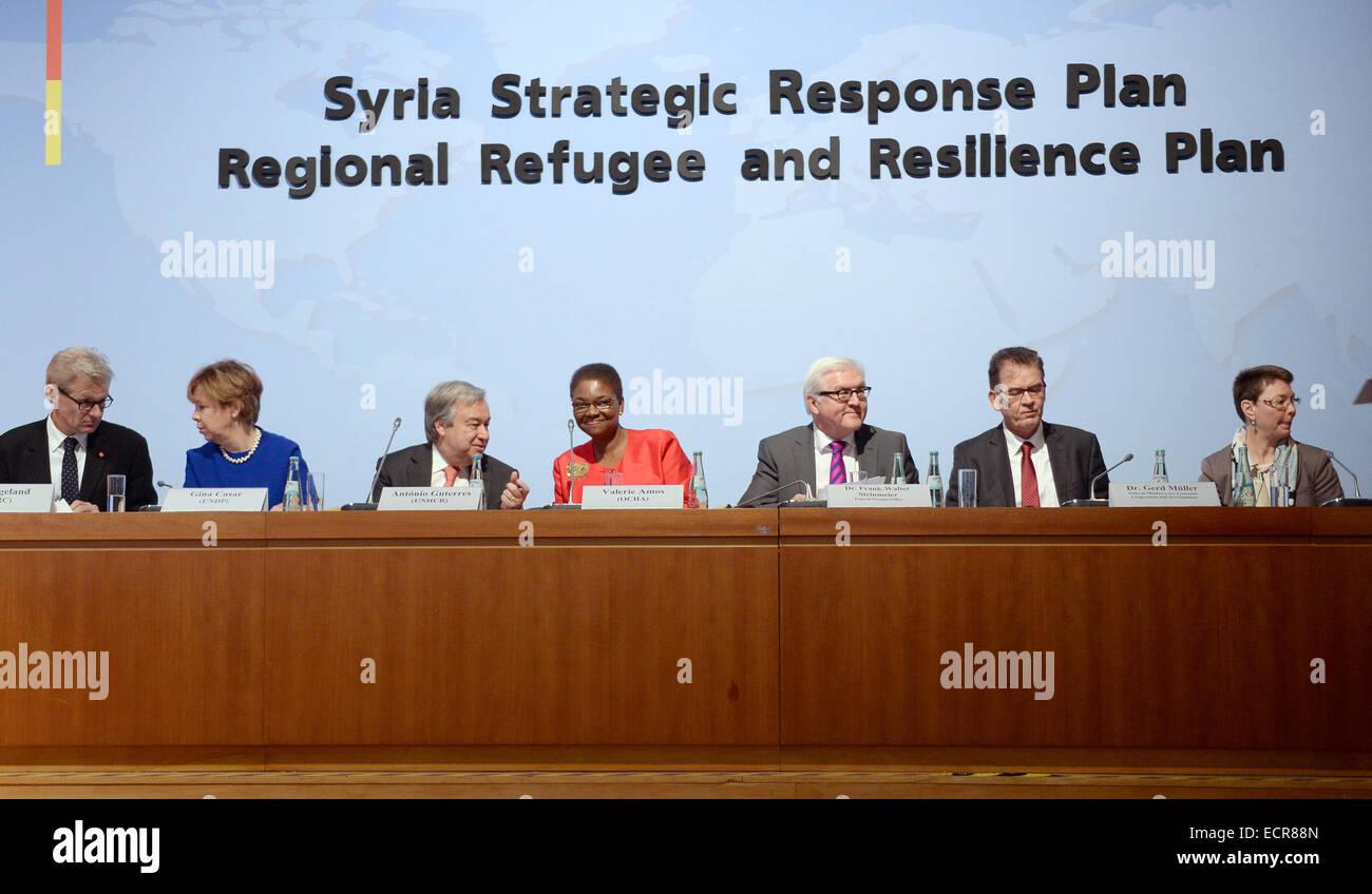 Secretary General of NRC (Norwegian Refugee Council) Jan
