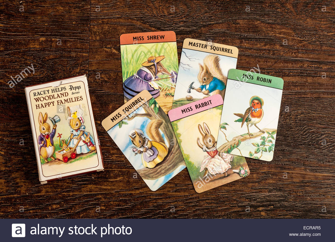 childrens card game stock photos childrens card game stock images