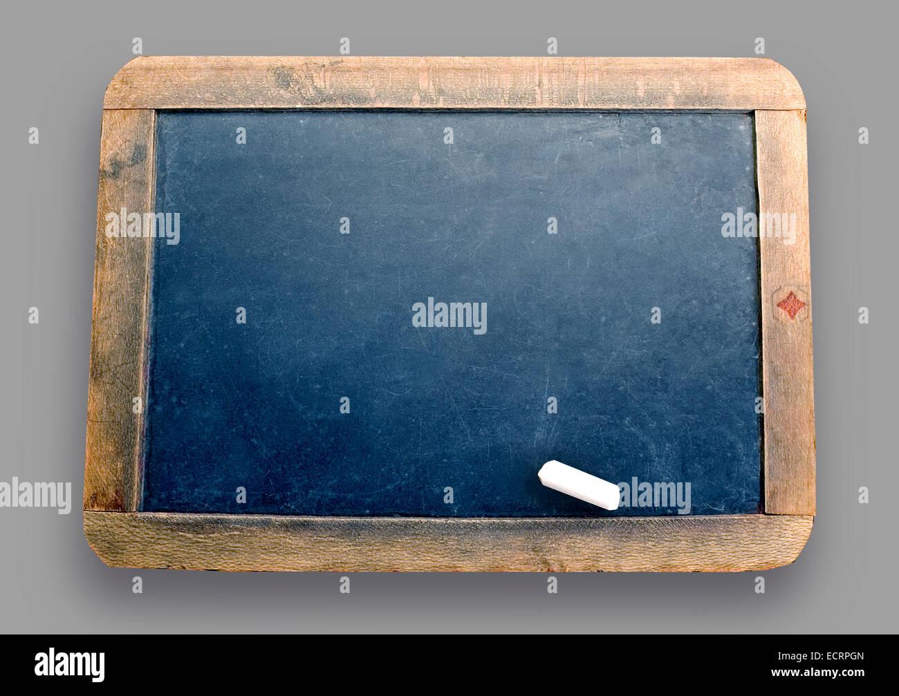 chalk board - Stock Image