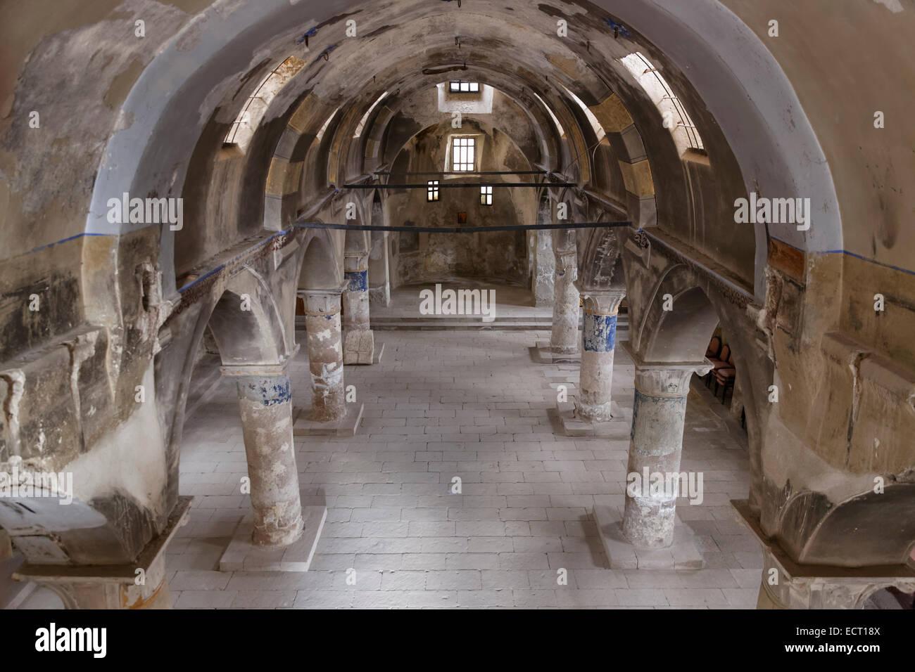Turkey  Mustafapasa  Ayios Konstantinos Church - Stock Image