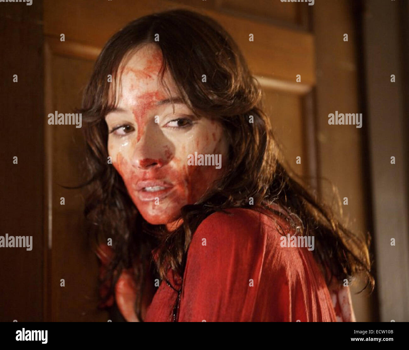 THE HOUSE OF THE DEVIL 2009 MPI Media Group film with Jocelin Donahue - Stock Image