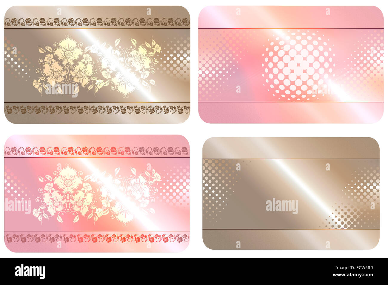 Gift Cards Background Stock Photos Gift Cards Background Stock