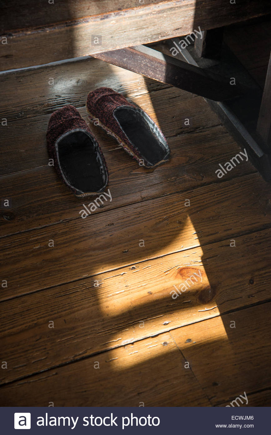 784fd8c94d7e Old Slippers Stock Photos   Old Slippers Stock Images - Alamy