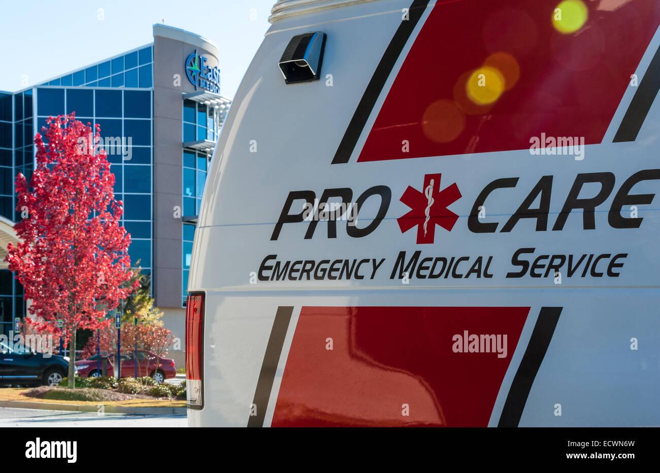 Hospital Emergency Entrance Usa Stock Photos Amp Hospital
