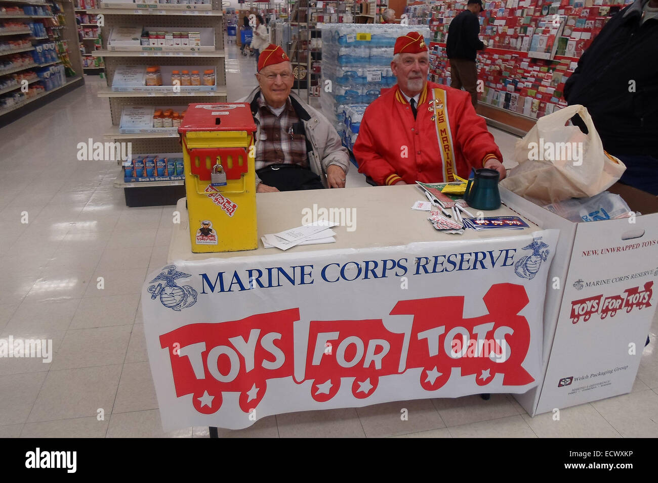 Toys For Tots Washington State : Marine corps toys for tots stock photos