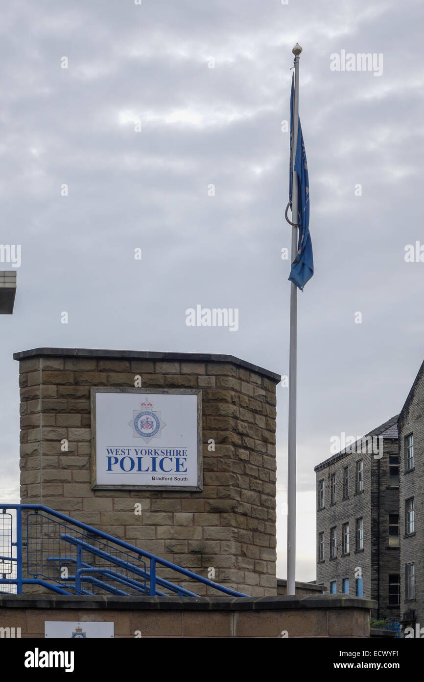 west yorkshire police station stock photos amp west