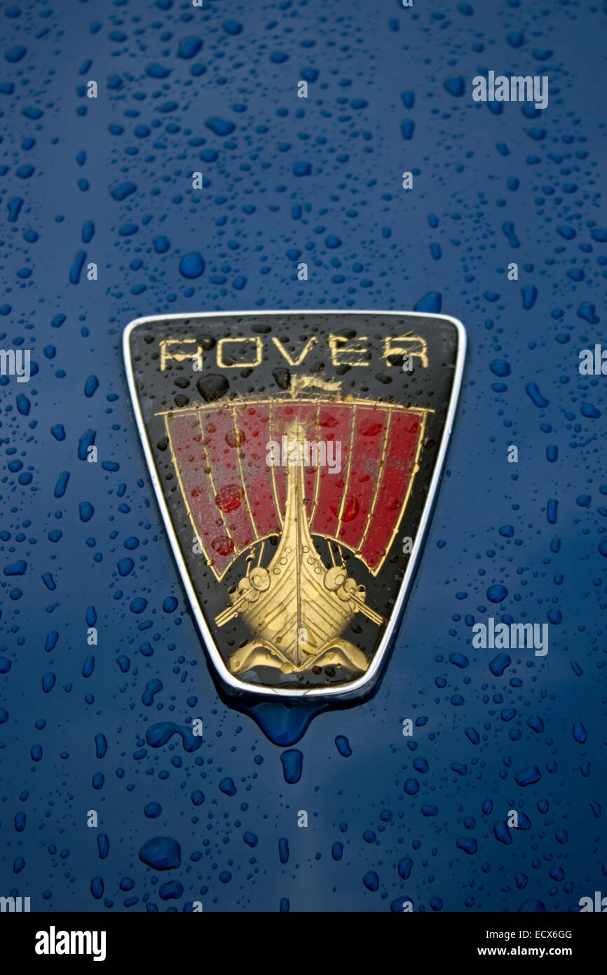 Rover Badge - Stock Image