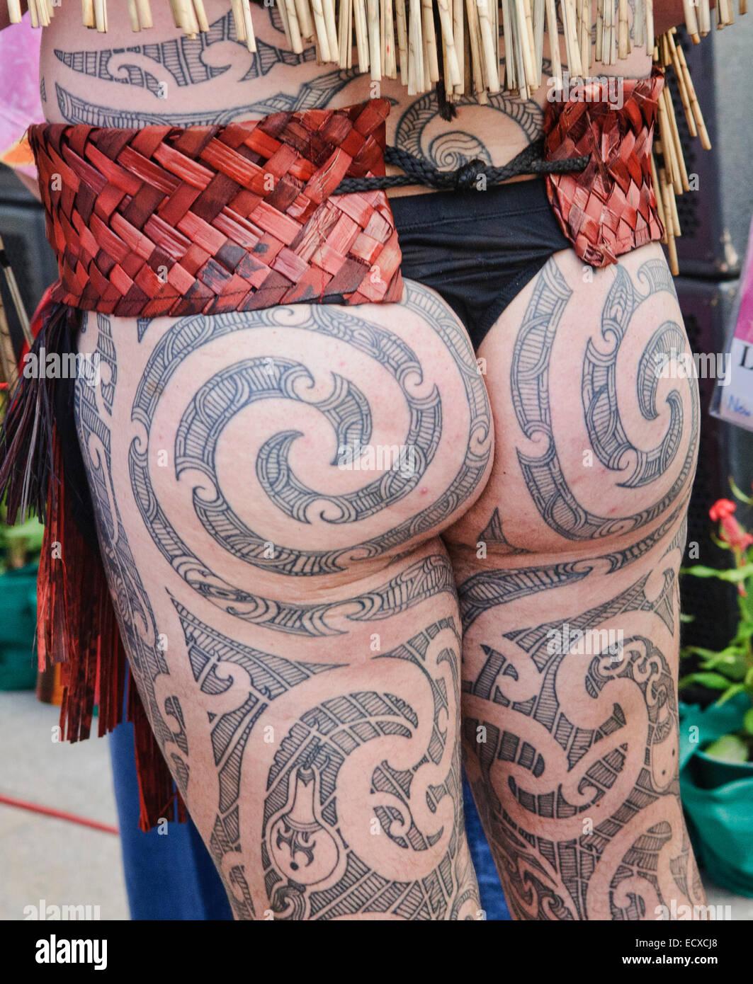 The World Of Maori Tattoo: 7 Wonders Of The World Tattoo