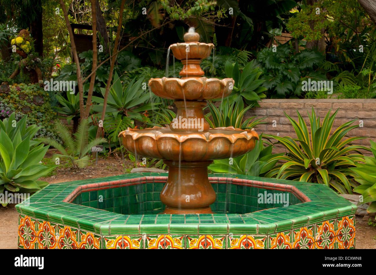 Quail Gardens Stock Photos & Quail Gardens Stock Images - Alamy