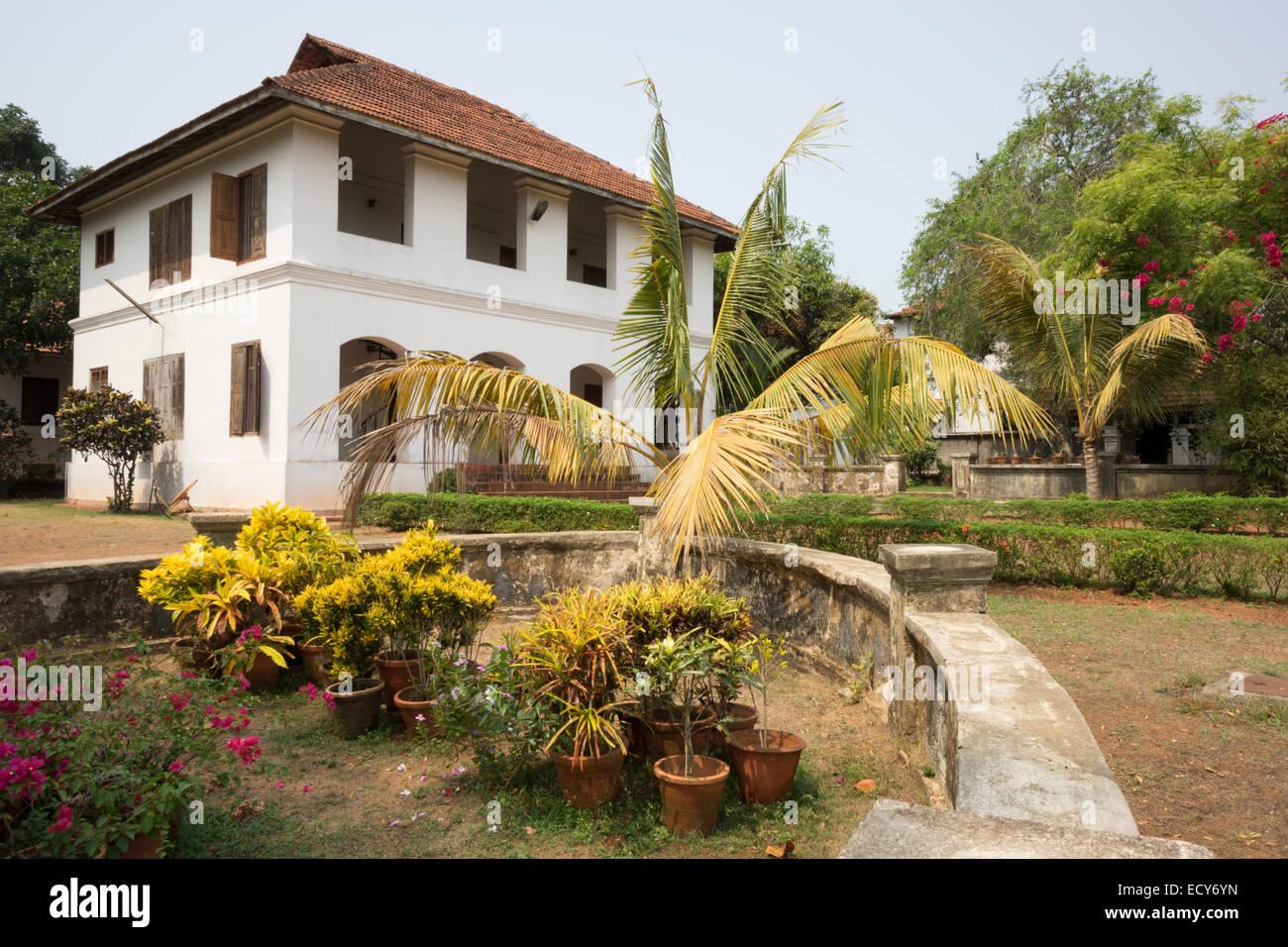 Home Gardens Of Kerala Stock Photos Home Gardens Of Kerala Stock