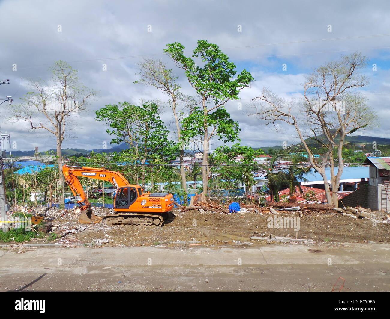 After Typhoon Yolanda, Typhoon Ruby had also damaged some