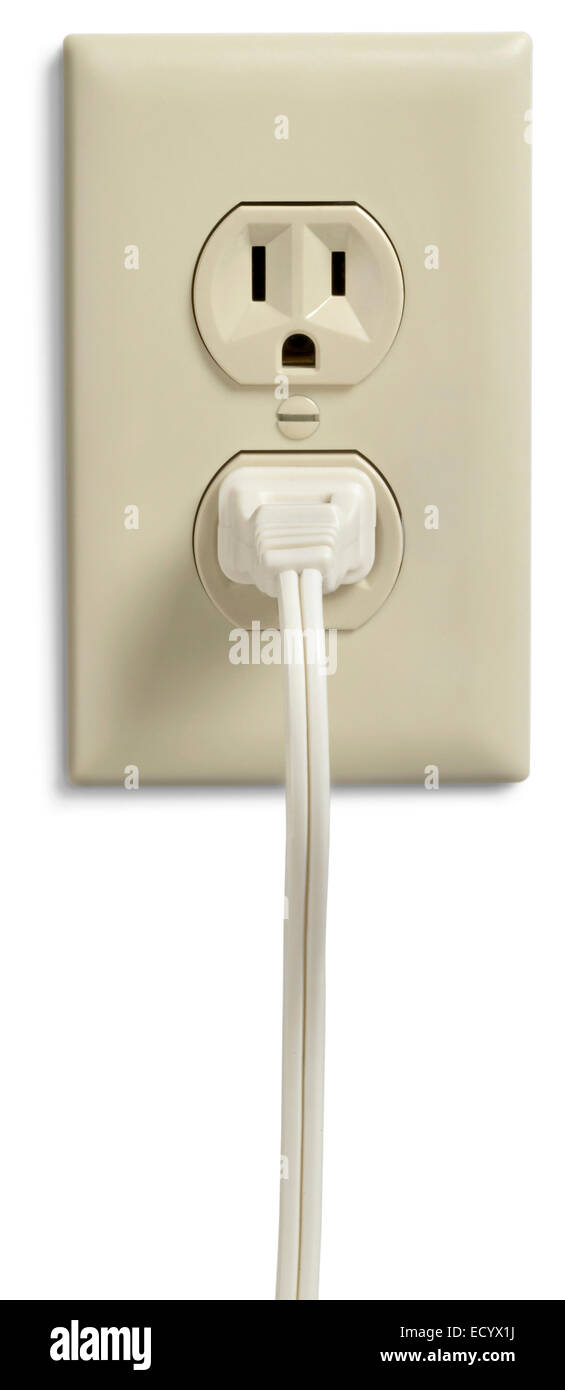 Three Prong Electrical Plug Stock Photos & Three Prong Electrical ...