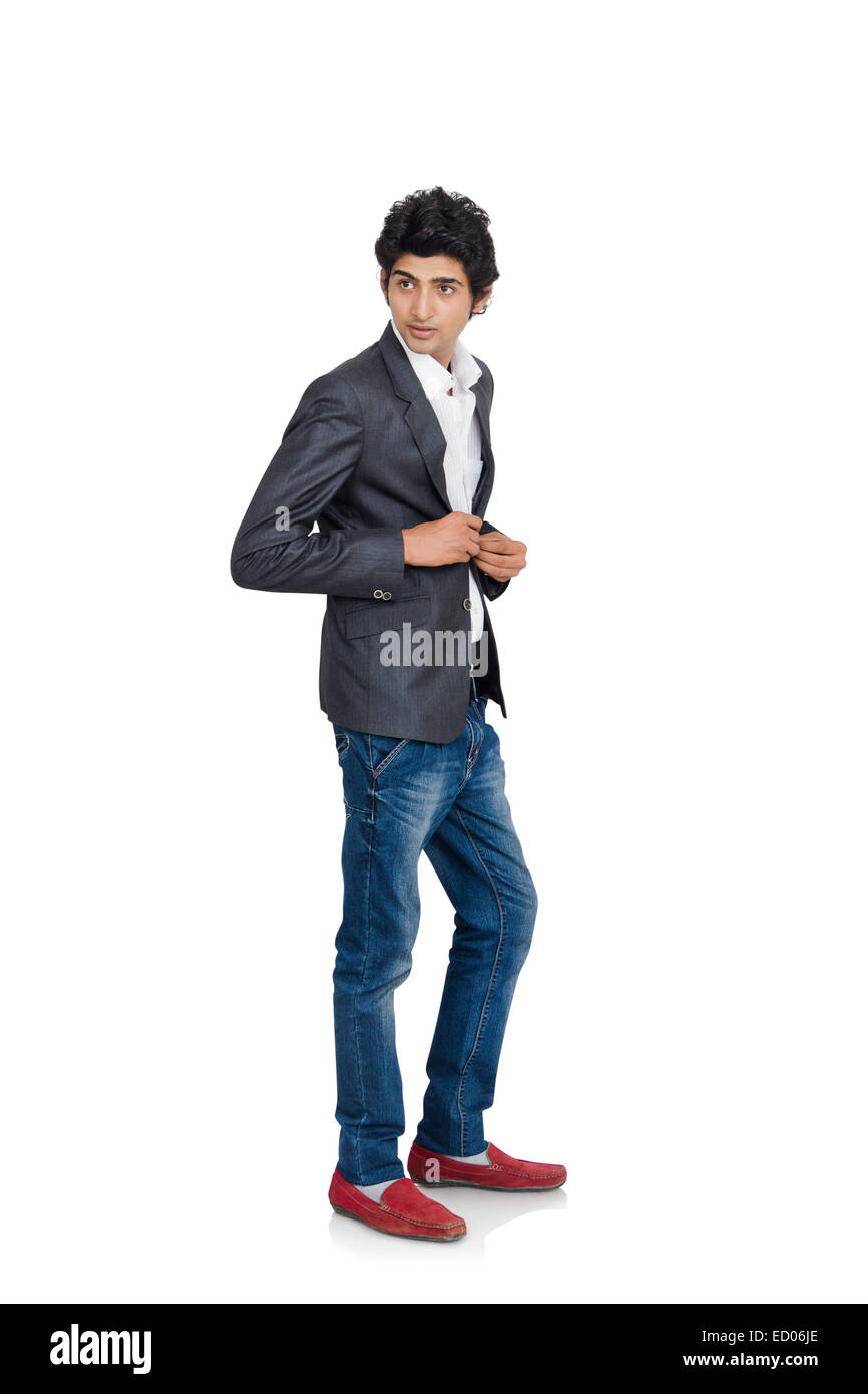 i indian boy standing pose stock photo 76837222 alamy
