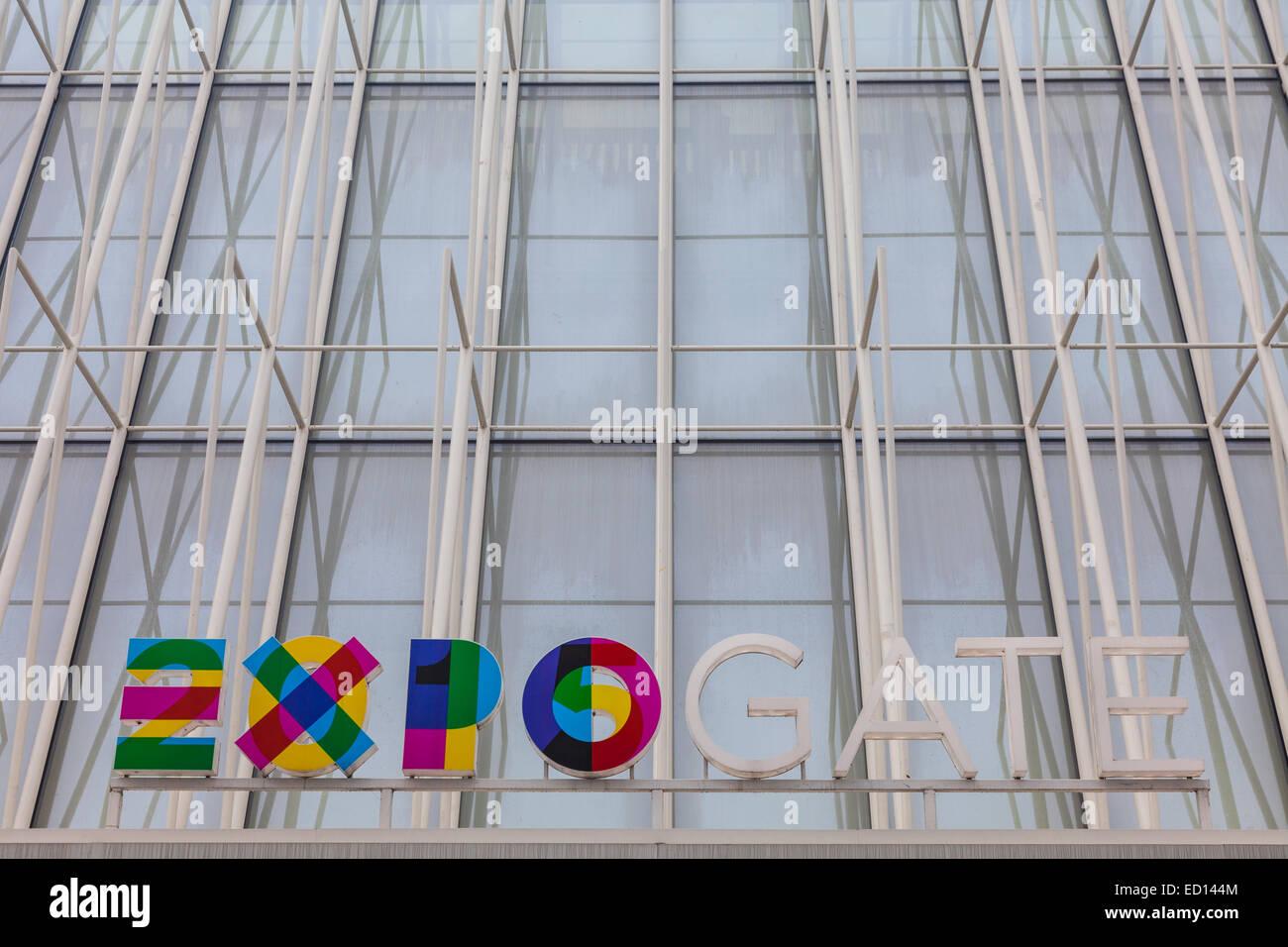 Expo 2015 Stand Enel : Expo milano stock photos & expo milano stock images alamy