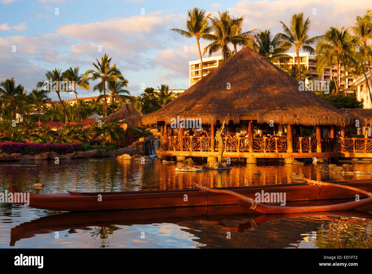 Humuhumunukunukuapua A Restaurant Grand Wailea Maui