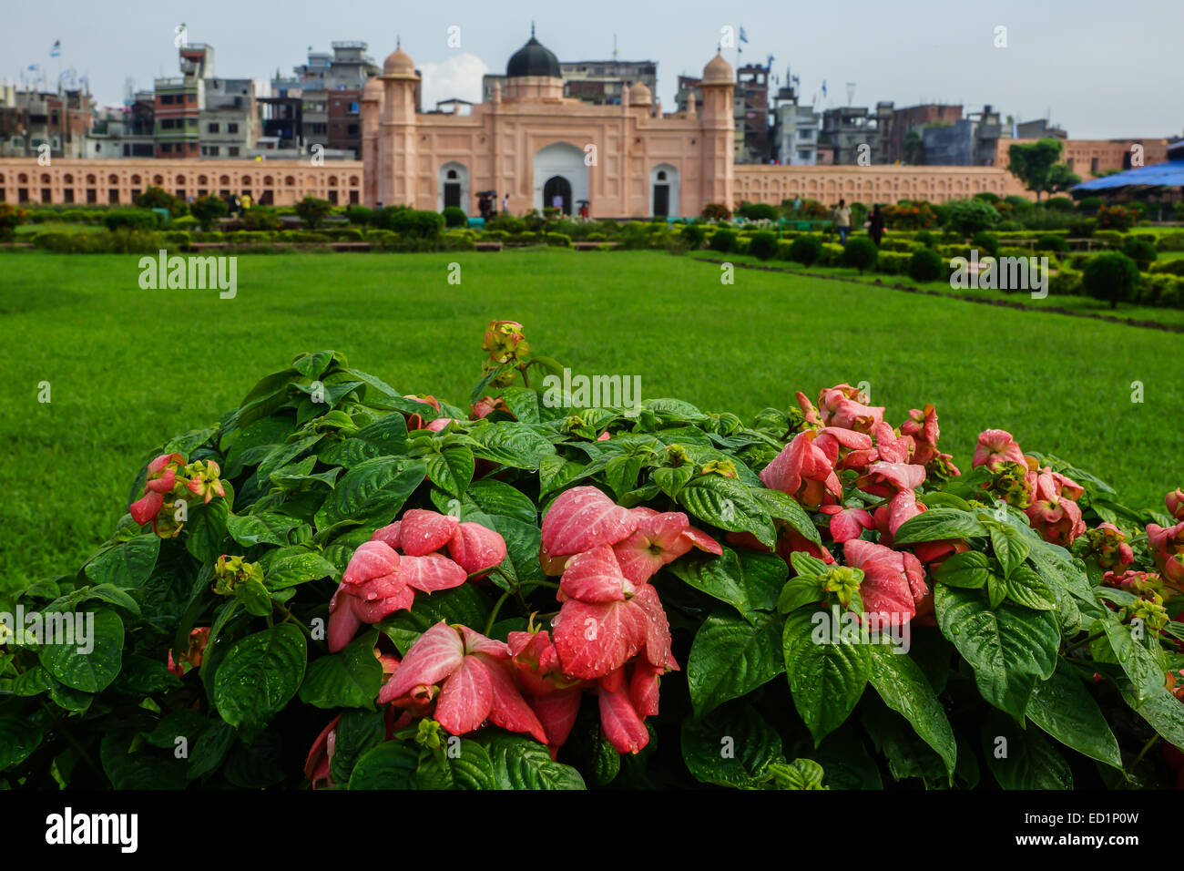 Lalbagh fort, Dhaka - Stock Image