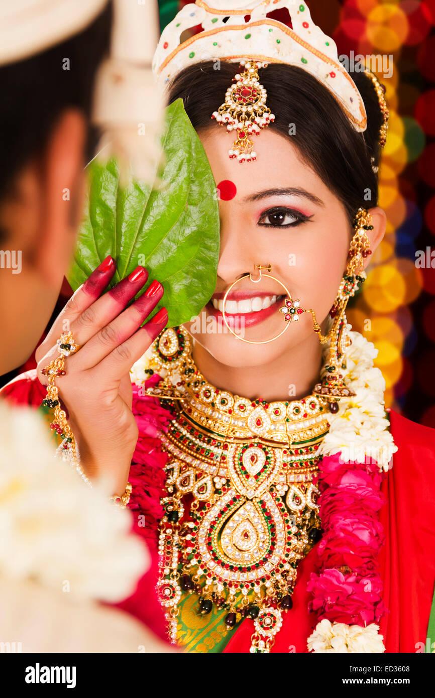 Telugu Wedding Stock Photos & Telugu Wedding Stock Images