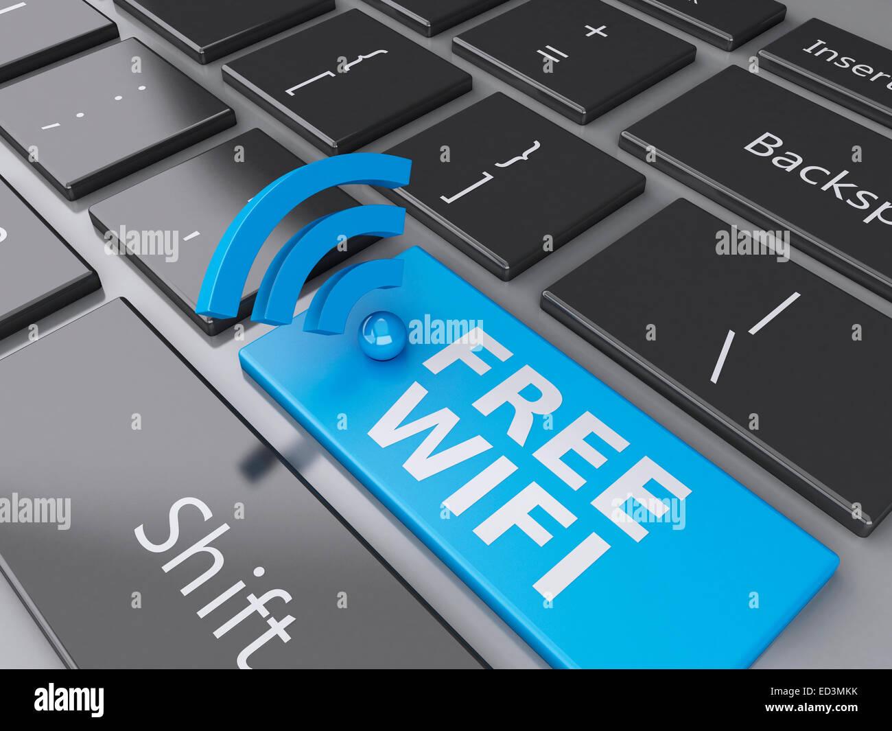 Free Wifi Key Stock Photos & Free Wifi Key Stock Images - Alamy