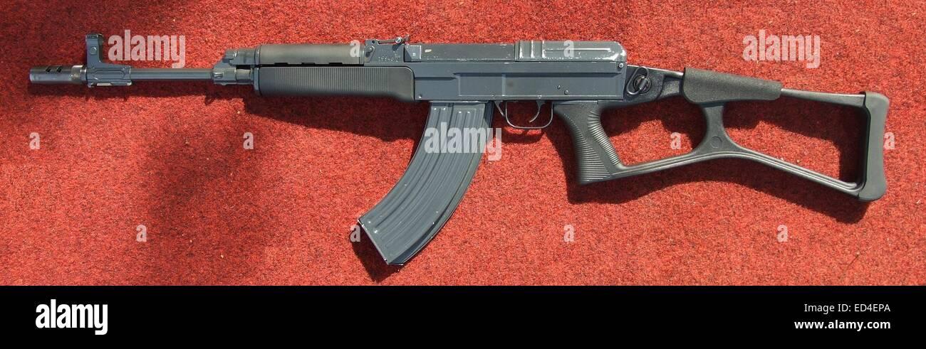 Czechoslovak Assault Rifle Sa vz. 58 P - Stock Image