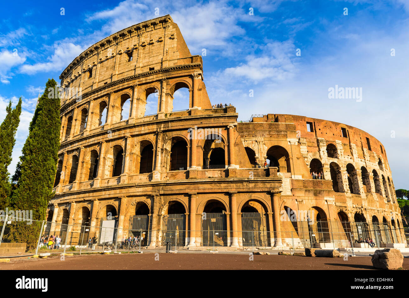 Colosseum rome italy coliseum known as flavian amphitheatre an colosseum rome italy coliseum known as flavian amphitheatre an elliptical amphitheatre largest in roman empire built in 80ad publicscrutiny Images