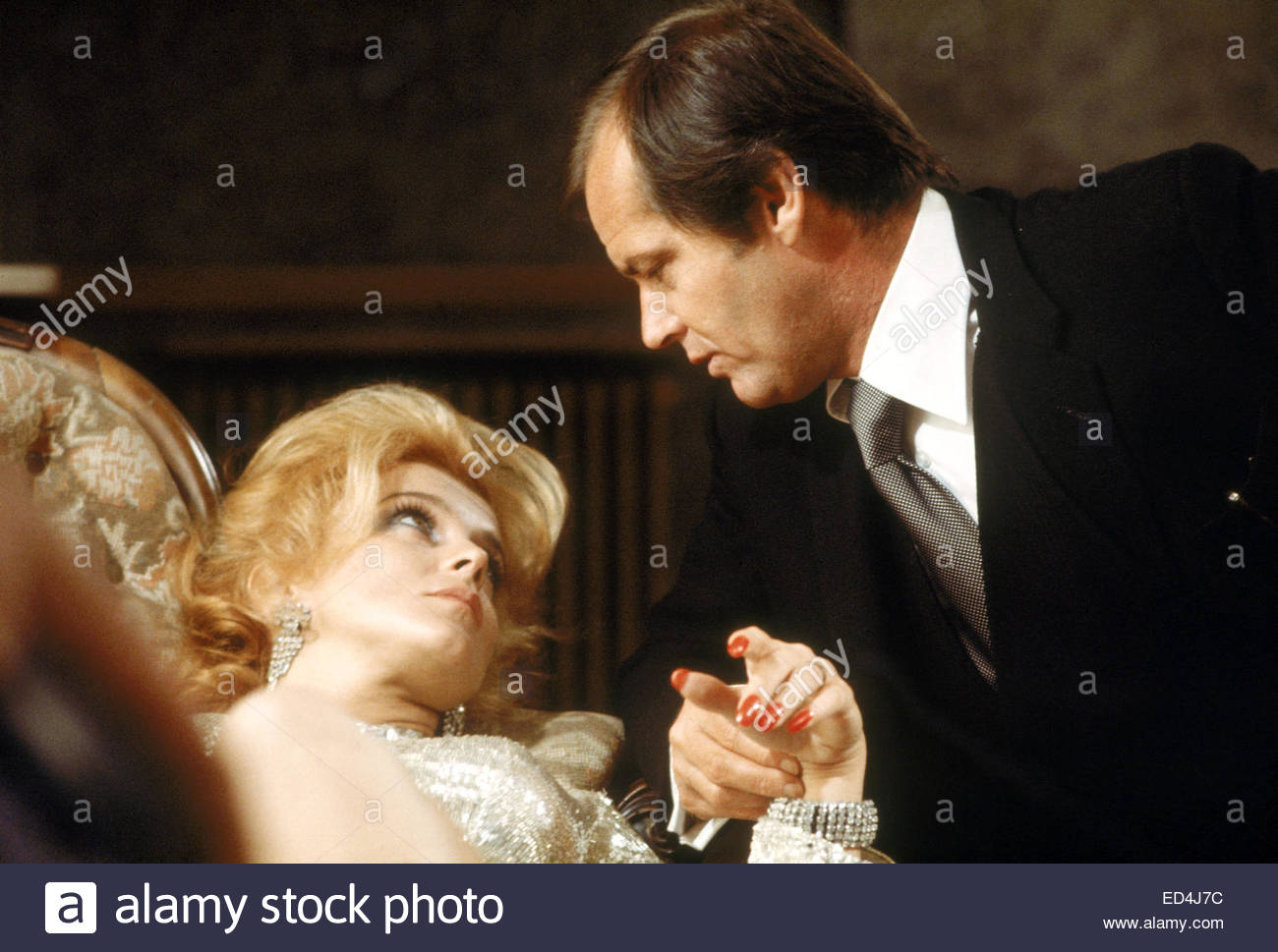 TOMMY  (1975)  Pictured:  Jack Nicholson, Ann-Margret. Courtesy Granamour Weems Collection.  Editorial use only. - Stock Image