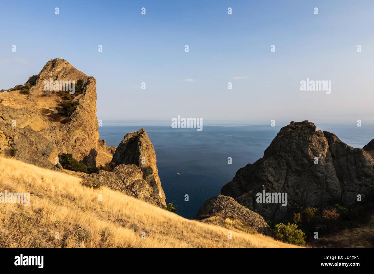 Crimean National Park: name, description, photo