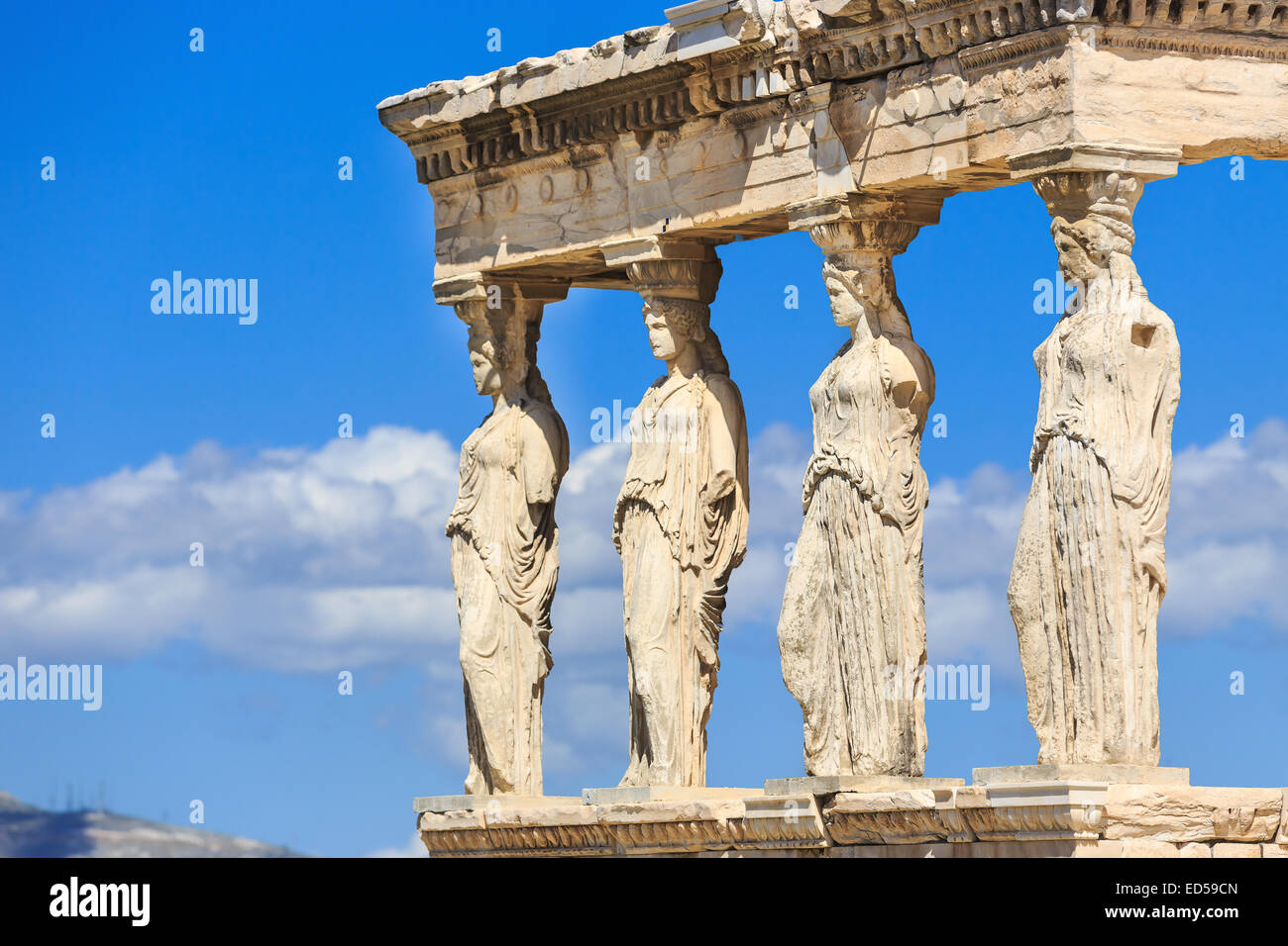 Athens, Greece - Stock Image