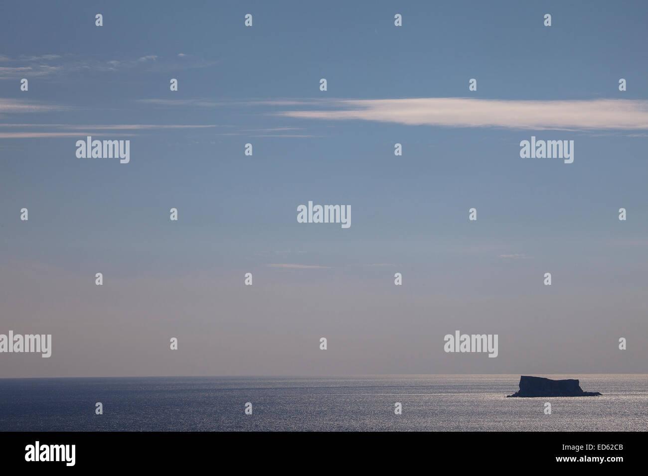 Filfta islet. Malta. Europa - Stock Image