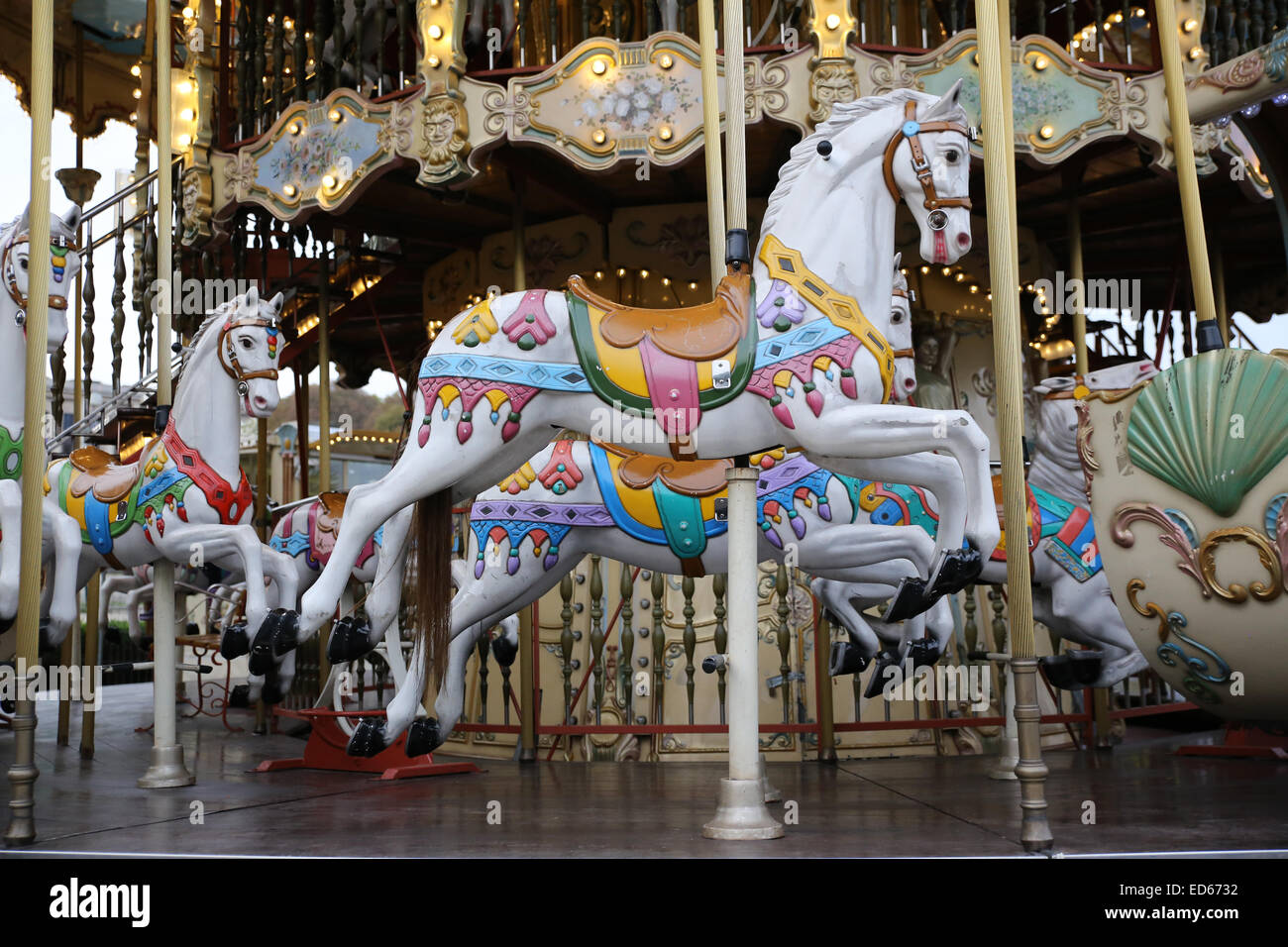 Image result for horse merry go round