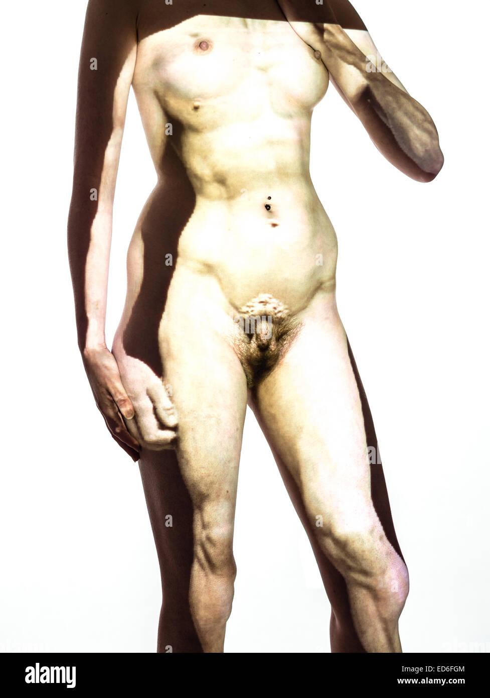 Naked male transgender-1534
