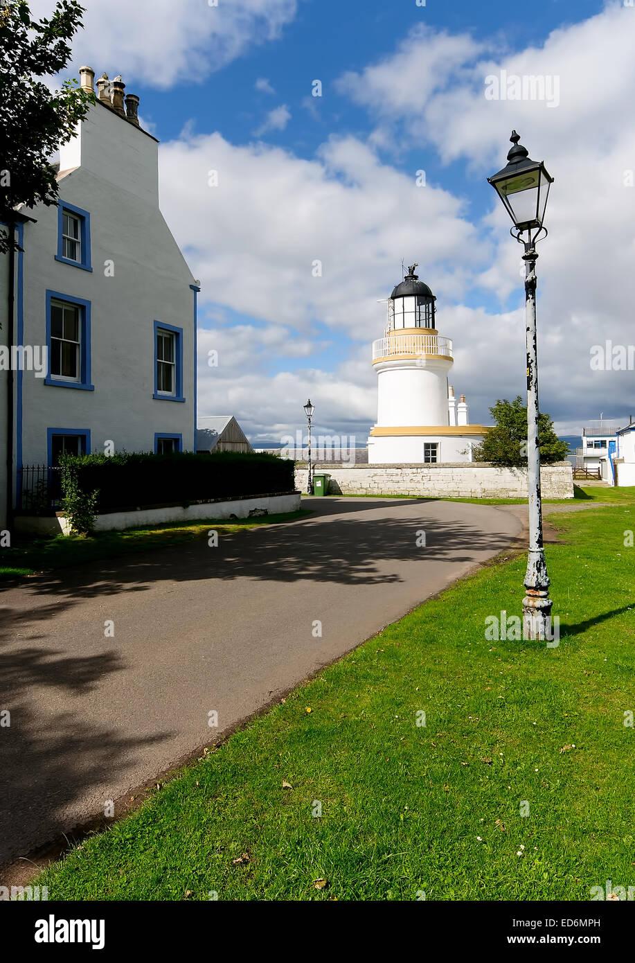 Cromarty on the Black Isle, Scotland Stock Photo