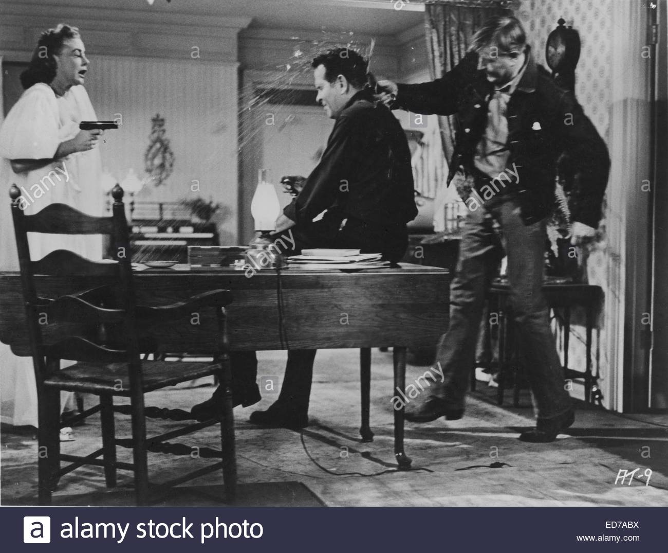 THE AMAZING TRANSPARENT MAN  (1959) starring Marguerite Chapman, Douglas Kennedy  - Courtesy Granamour Weems Collection. - Stock Image