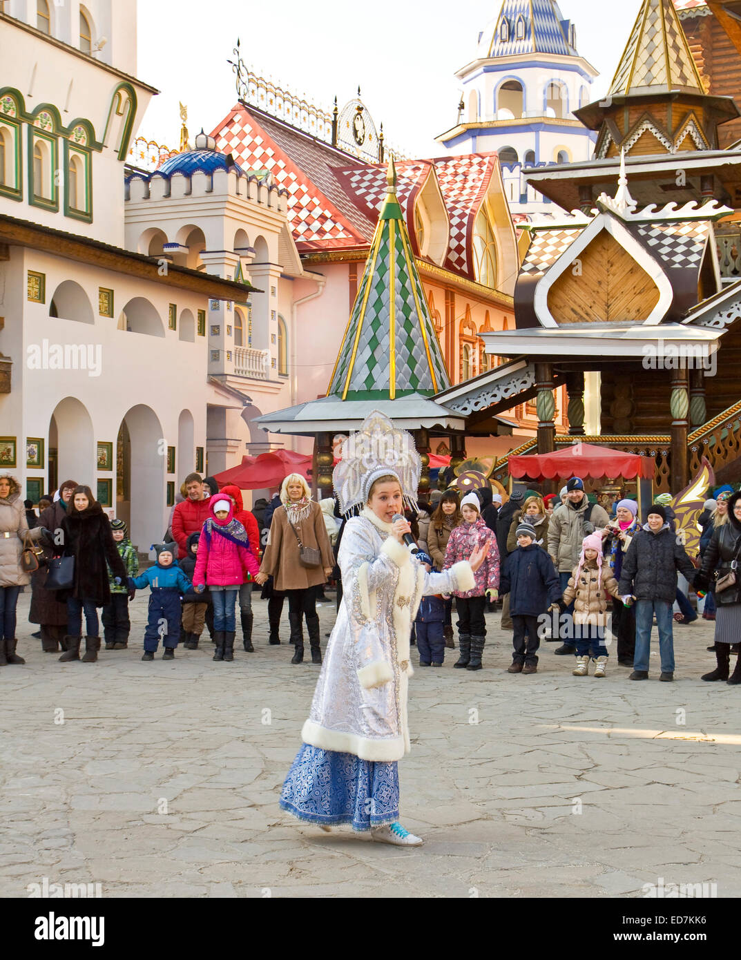 Yoroslavl, pancakes optimists and dress of pancakes
