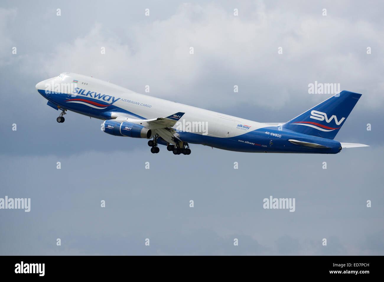 Silk Way West Airlines