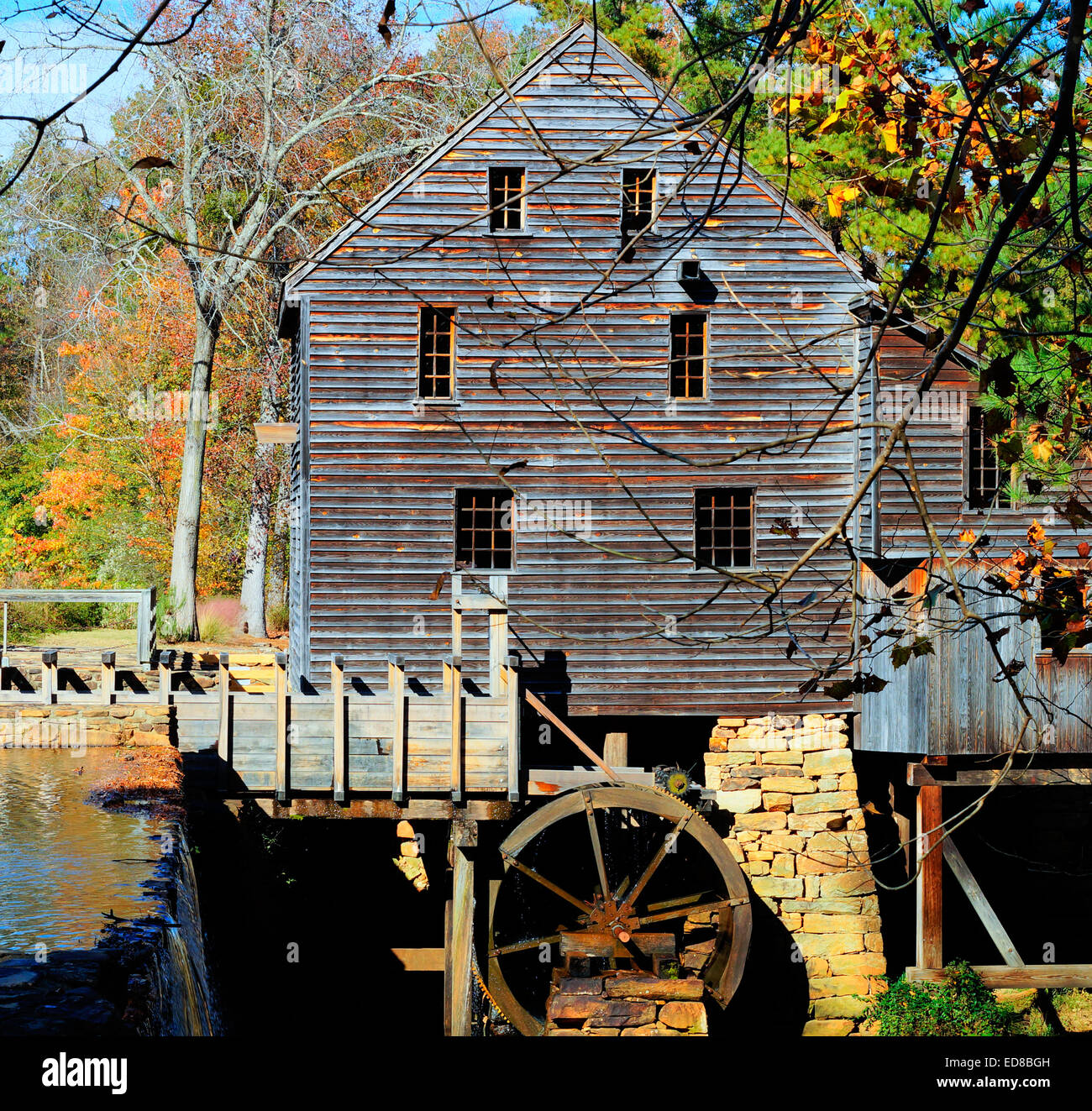 Southern mill - Stock Image