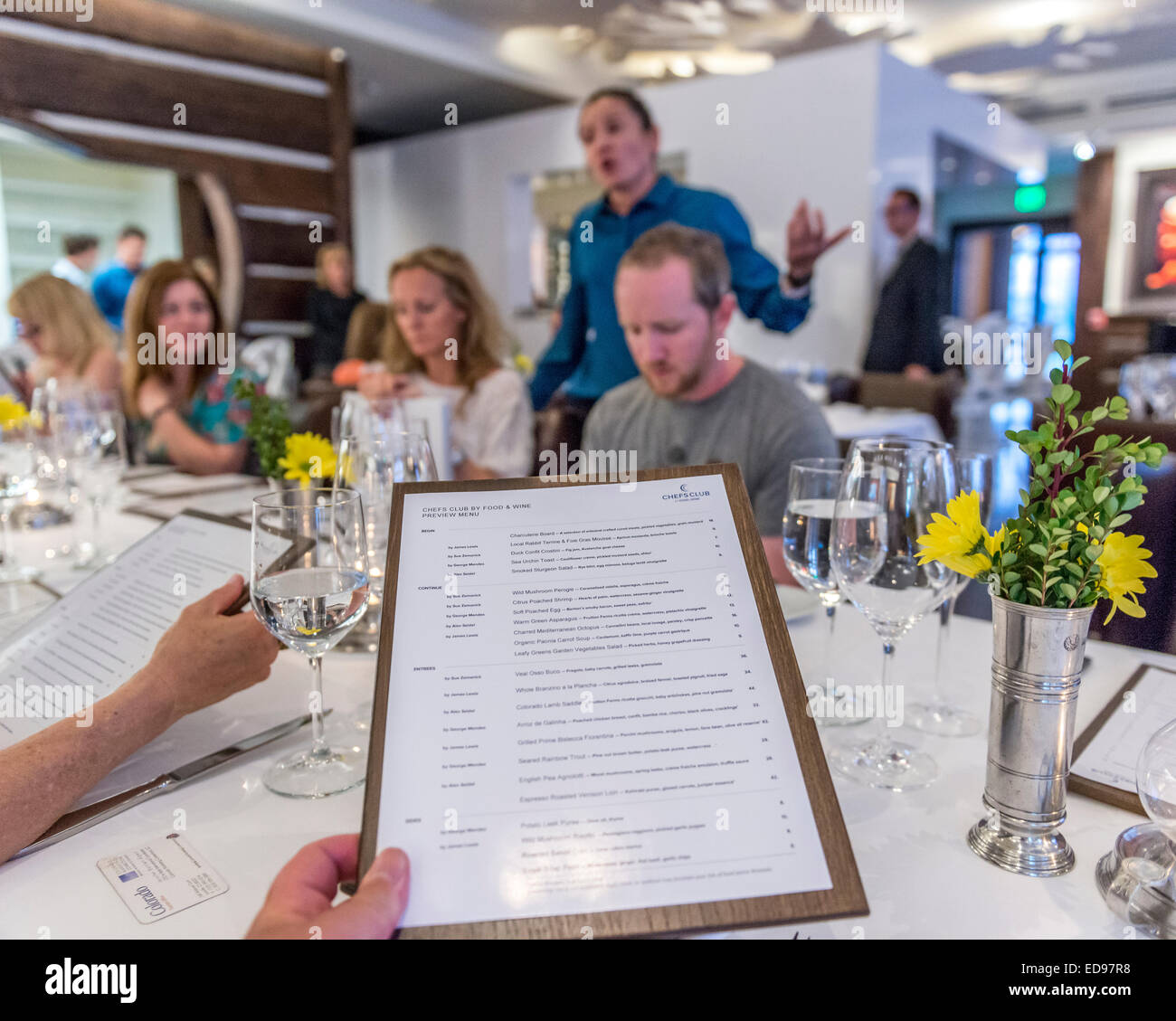 Chefs Club Stock Photos & Chefs Club Stock Images - Alamy