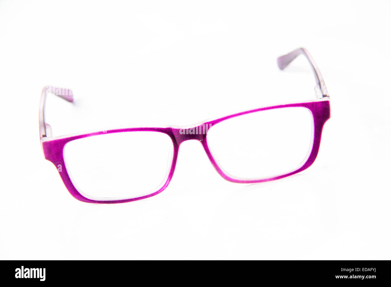 fbe137786b4 A eyeglasses isolated on the white background stock image jpg 1300x956 Colorful  eyeglasses