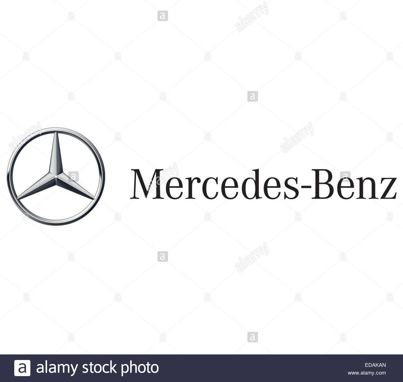 Daimler Mercedes Benz Company Car Stock Photos Daimler Mercedes