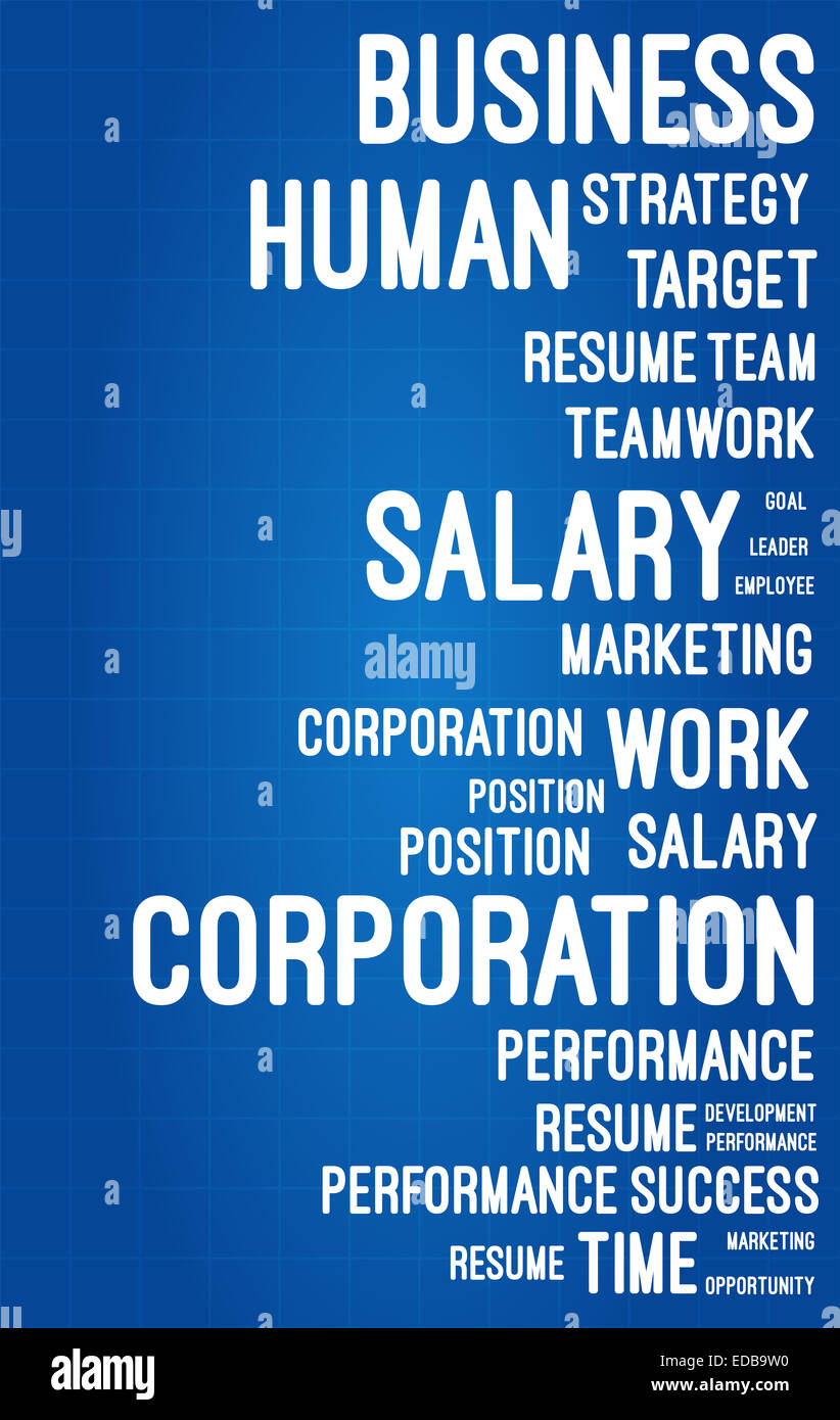 Business and career word cloud on blueprint stock photo 77081228 business and career word cloud on blueprint malvernweather Choice Image