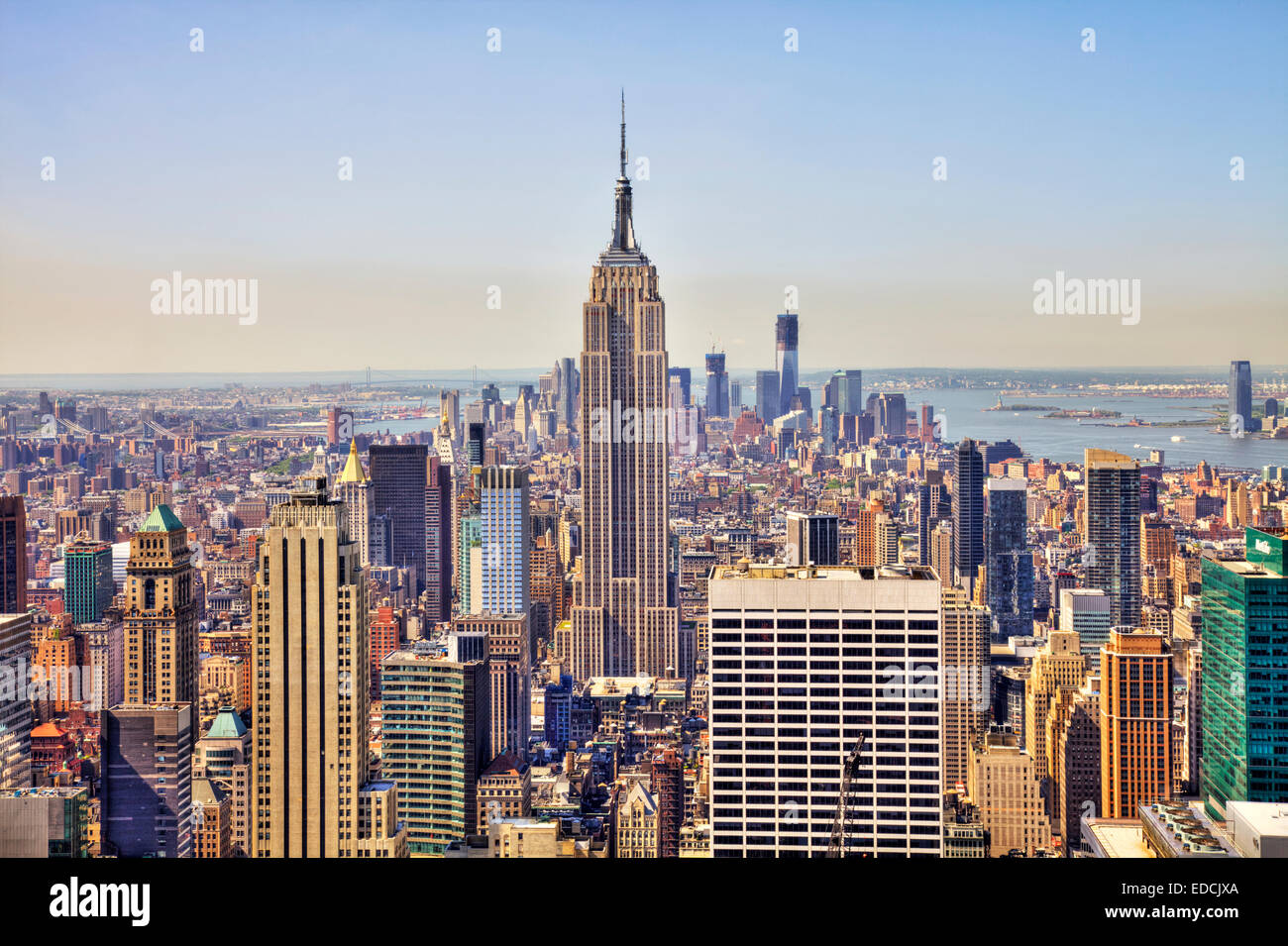 Empire State Building Free Stock