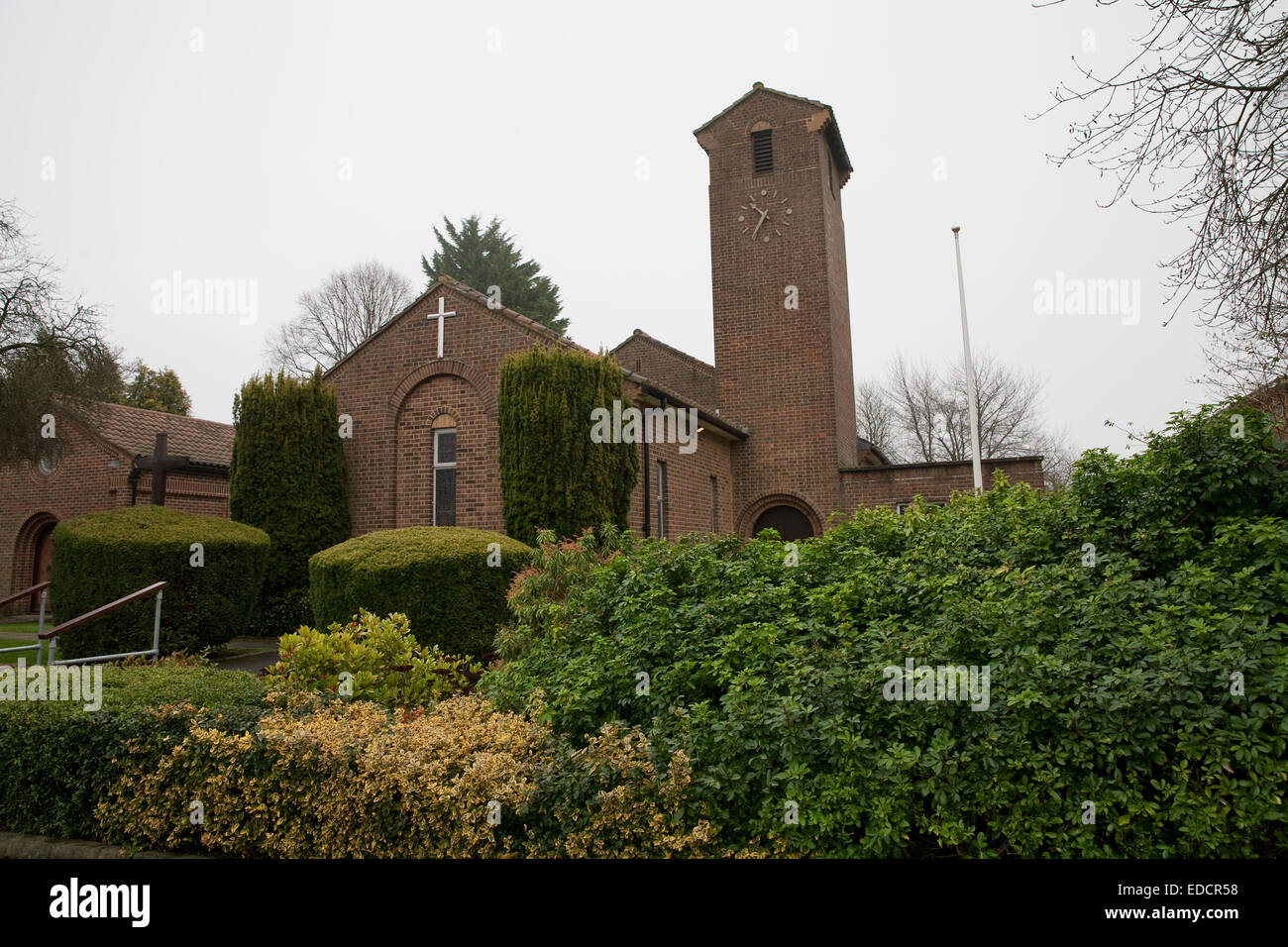 St George\'s Chapel in Biggin Hill which is threatened with closure ...